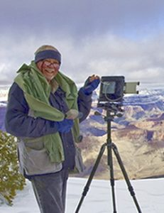 Michael Miner Photographer at the Grand Canyon